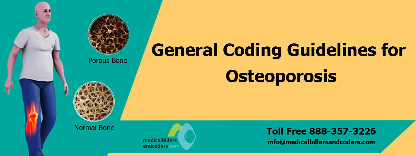 General Coding Guidelines for Osteoporosis