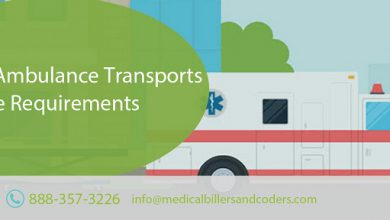 Ground Ambulance Transports Coverage Requirements