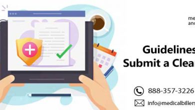 Guidelines to Submit a Clean Claim