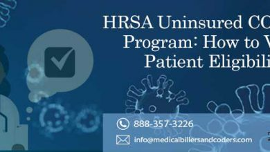 HRSA Uninsured COVID-19 Program: How to Verify Patient Eligibility?