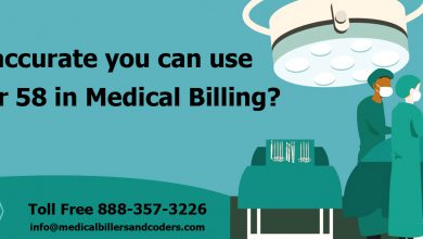 How accurate you can use Modifier 58 in Medical Billing?