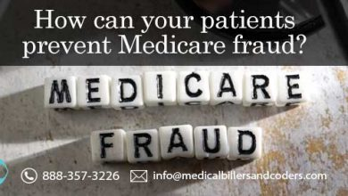 How can your patients prevent Medicare fraud?