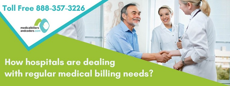 How Hospitals Are Dealing With Regular Medical Billing Needs?