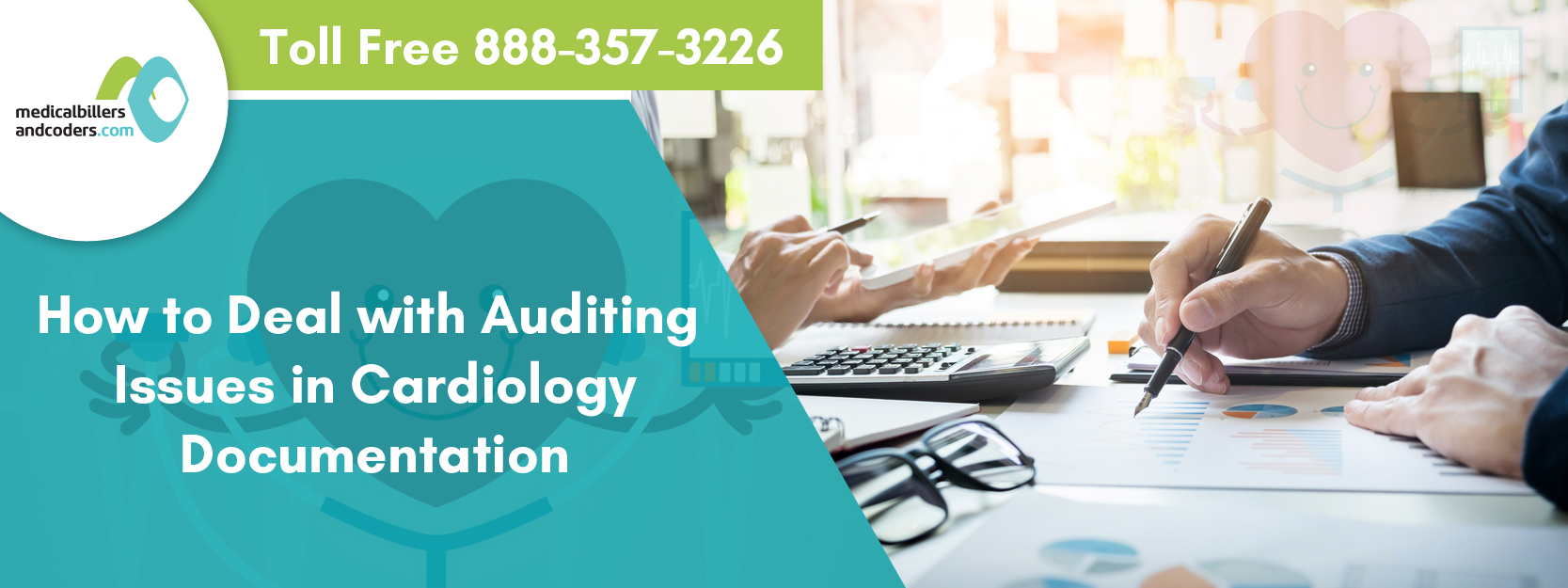 How To Deal With Auditing Issues In Cardiology Documentation