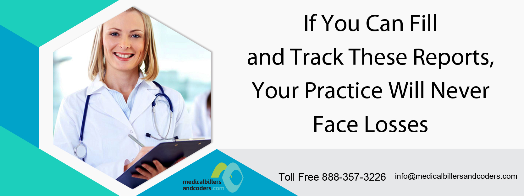 If You Can Fill and Track These Reports, Your Practice Will Never Face Losses