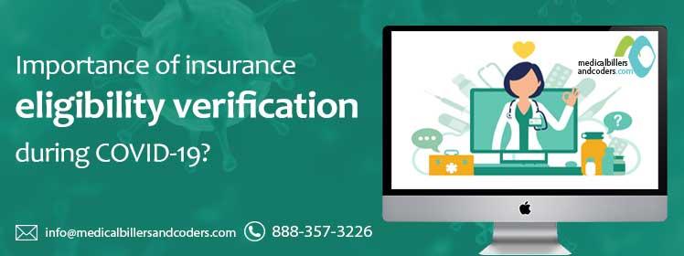 Importance-insurance-eligibility-verification-during-COVID-19