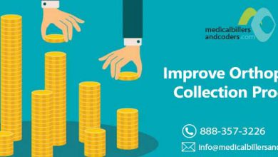 Improve Orthopedic Collection Process