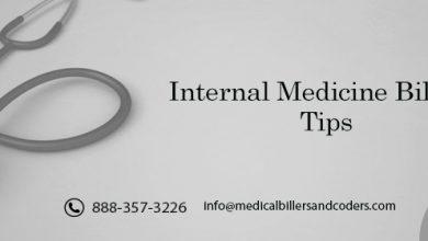 Internal Medicine Billing Tips