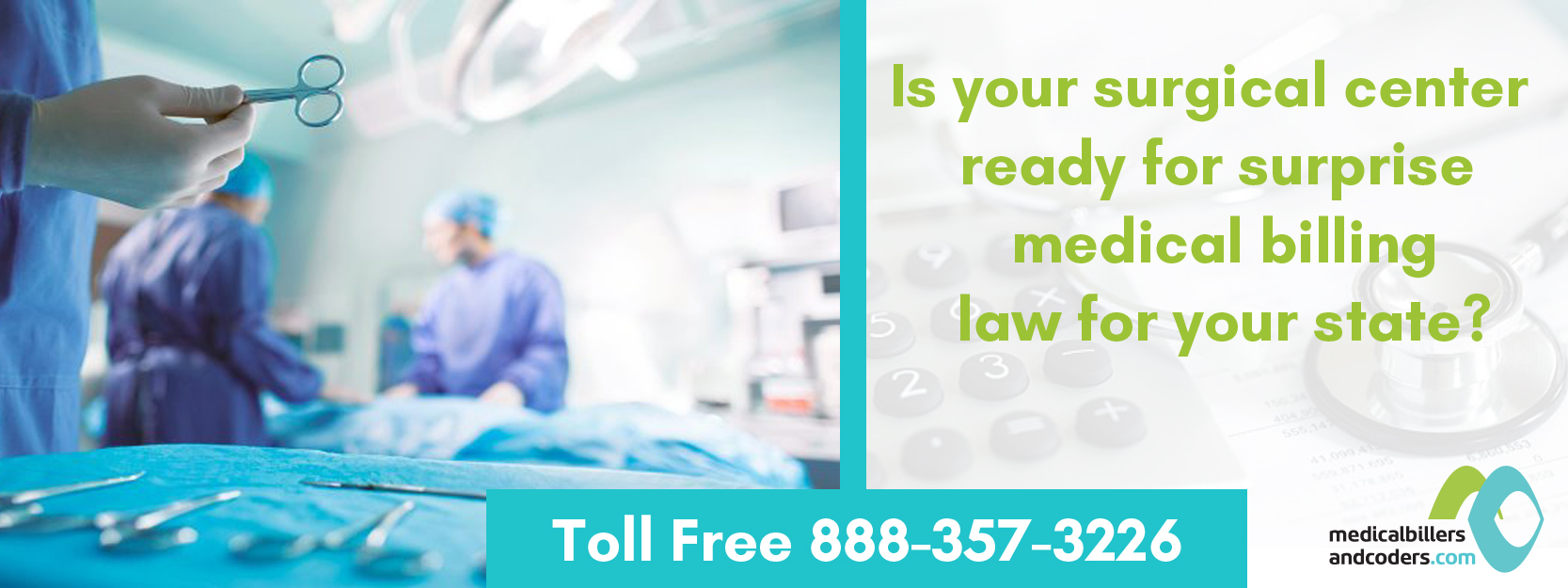 Is Your Surgical Center Ready for Surprise Medical Billing Law for Your State?