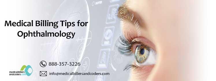 Medical Billing Tips for Ophthalmology