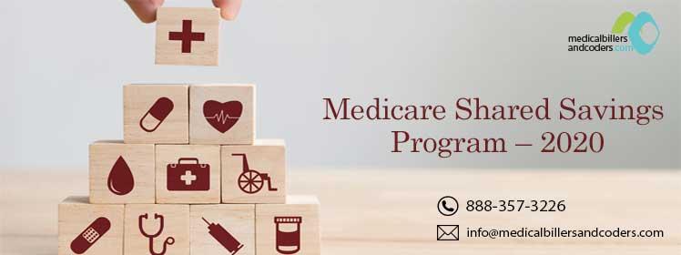 Medicare Shared Savings Program – 2020