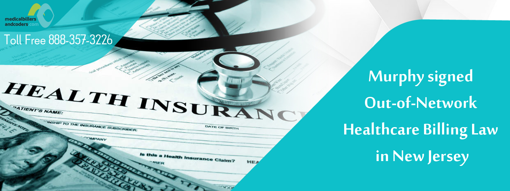 Murphy signed Out-of-Network Healthcare Billing Law in New Jersey