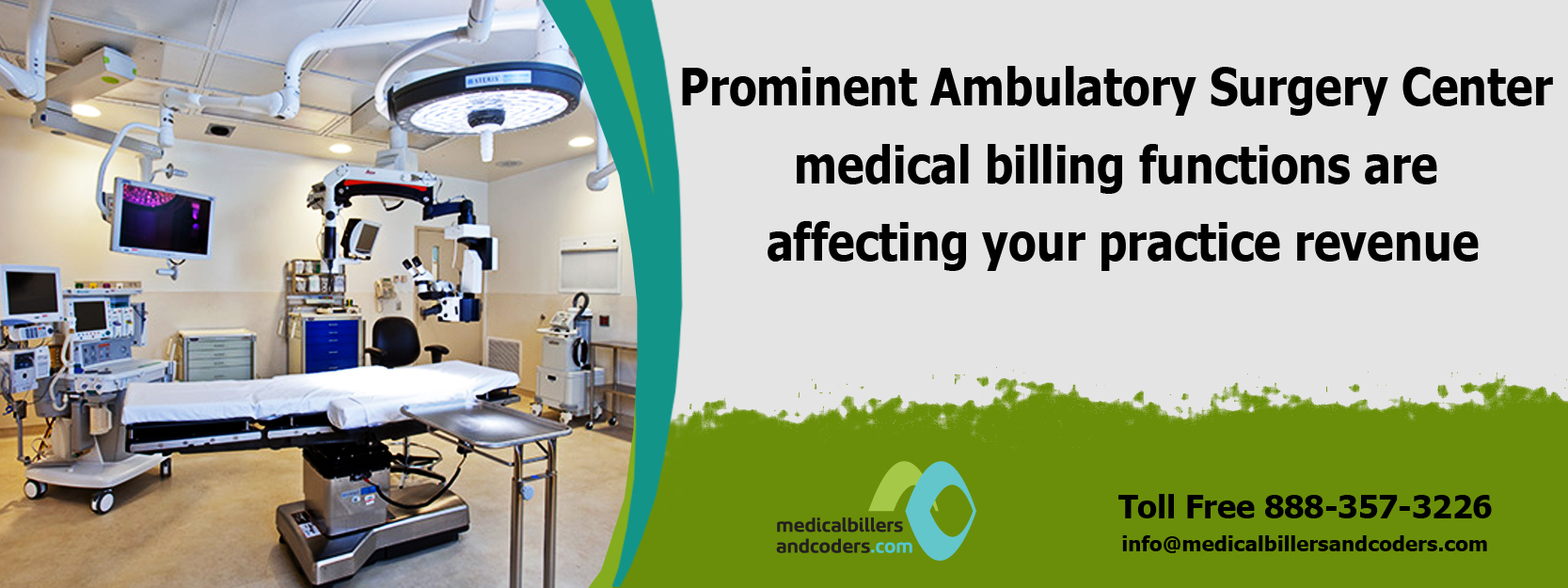 Prominent Ambulatory Surgery Center medical billing functions are affecting your practice revenue