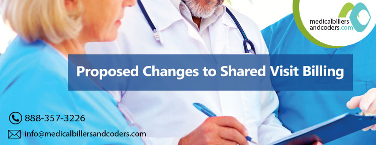 Proposed Changes to Shared Visit Billing