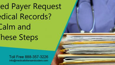 Received Payer Request for Medical Records? Keep Calm and Take These Steps