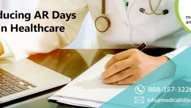 Reducing AR Days in Healthcare
