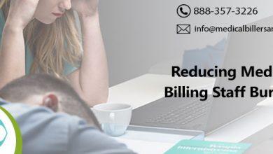 Reducing Medical Billing Staff Burnout