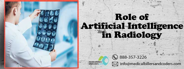 Role of Artificial Intelligence in Radiology