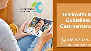 Telehealth Billing Guidelines for Gastroenterologists
