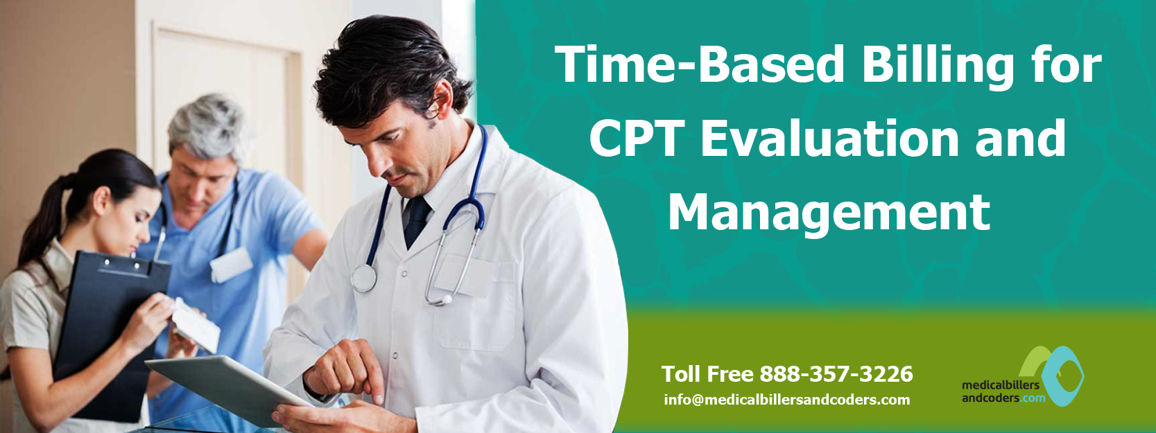 Time-Based Billing for CPT Evaluation and Management