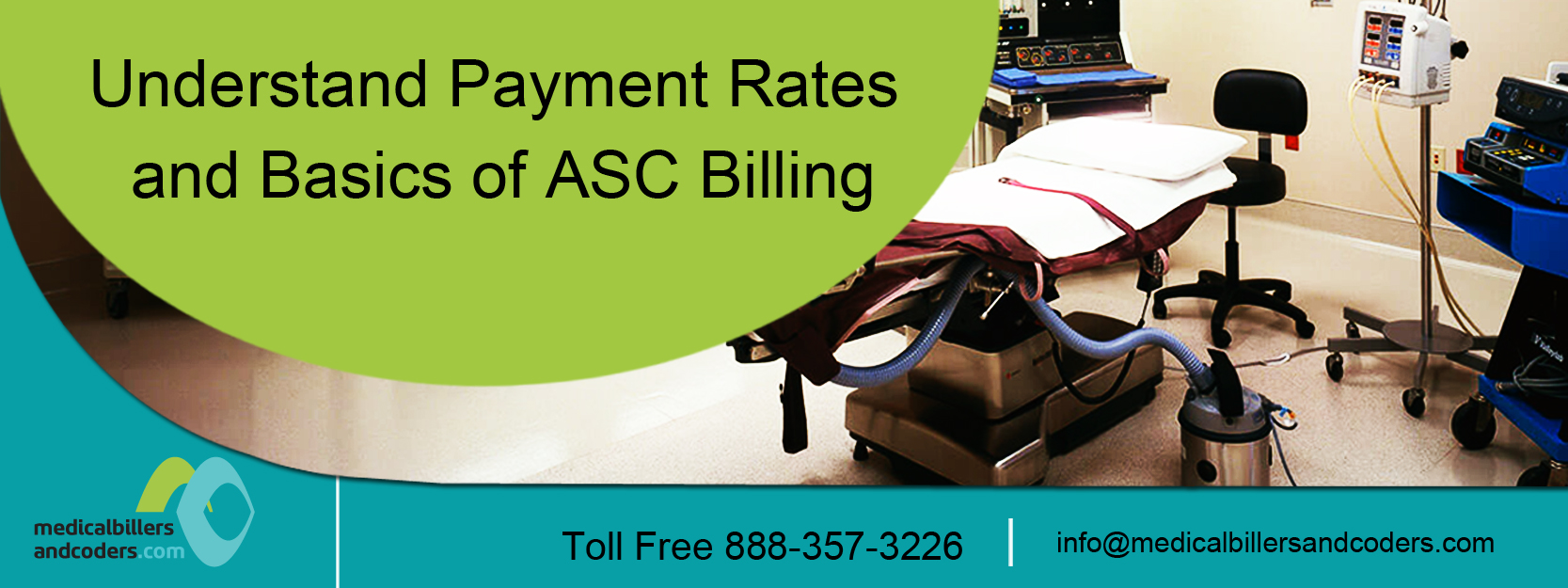 Understand Payment Rates and Basics of ASC Billing