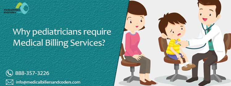 Why pediatricians require Medical Billing Services?