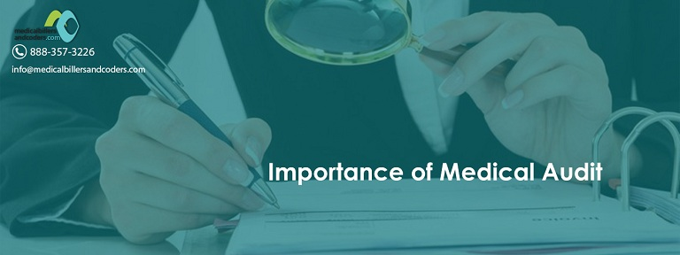 Importance of Medical Audit