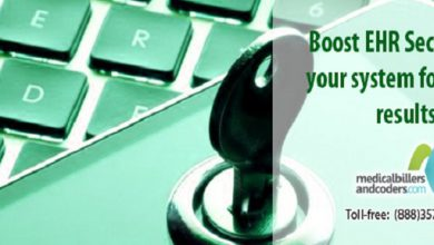 Boost EHR Security for your system for better results