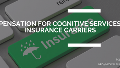 Compensation for Cognitive Services and Insurance Carriers