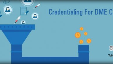 Credentialing For DME Companies