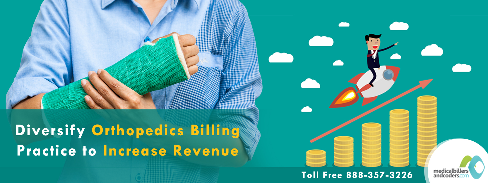 Diversify Orthopedics Billing Practice to Increase Revenue