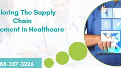 Exploring the Supply Chain Management in Healthcare