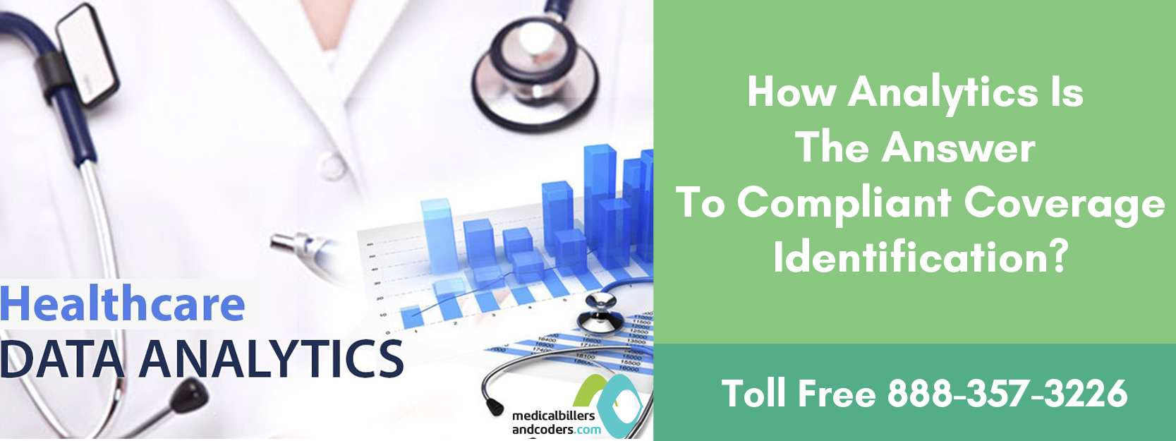 How Analytics Is The Answer To Compliant Coverage Identification for Medical Billing