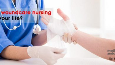 How can woundcare nursing change your life?