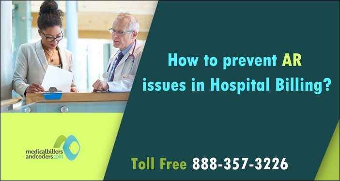How to prevent AR issues in Hospital Billing