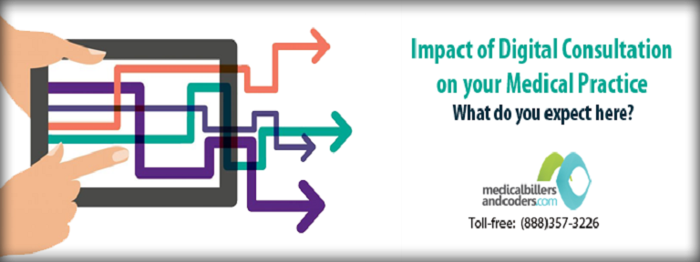 Impact of Digital Consultation on your Medical Practice – What do you expect here?