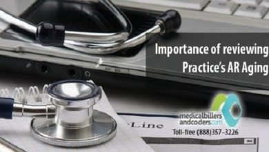 Importance of reviewing your Medical Practice's AR Aging Report