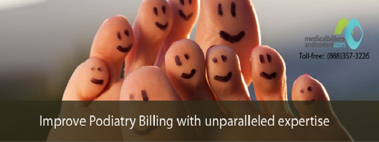 Improve Podiatry Medical Billing with Unparalleled Expertise