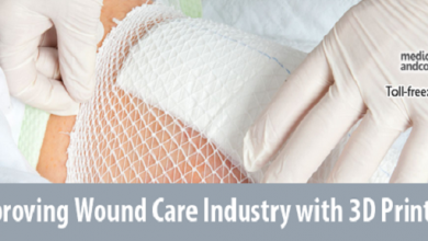 Improving Wound Care Industry with 3D Printing