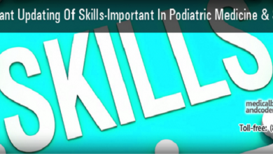 Is Constant Updating Of Skills-Important In Podiatric Medicine and Surgery