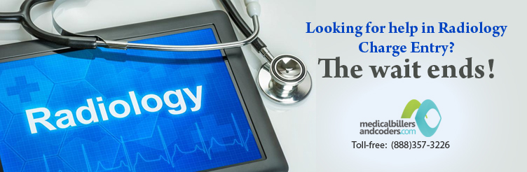 Looking for help in Radiology Charge Entry and Capture? The wait ends!