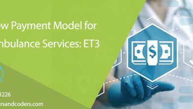 New Payment Model for Ambulance Services: ET3