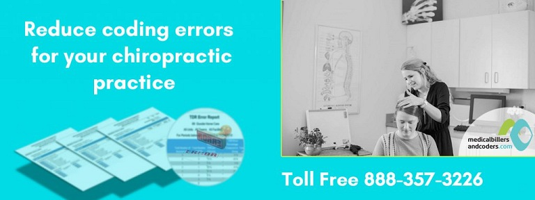 Reduce Coding Errors for your Chiropractic Practice