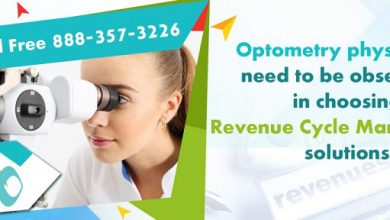 Revenue Cycle Management (RCM) Solutions for Optometry Physicians
