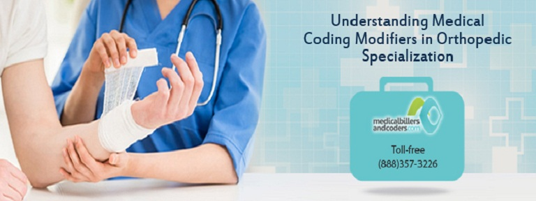 Understanding Medical Coding Modifiers in Orthopedic Specialization