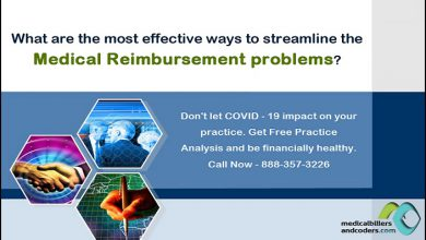 What are the most effective ways to streamline the Medical Reimbursement problems