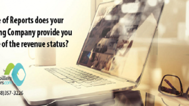 What type of Reports does your Medical Billing Company provide you to be aware of the revenue status?