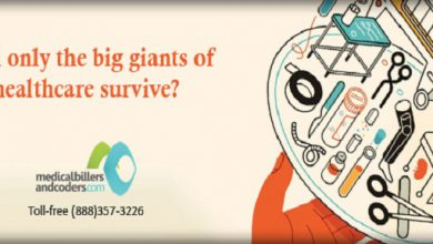 Will only the big giants of healthcare survive?