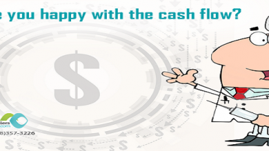 Are you Happy with the Cash Flow?