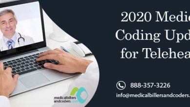 2020 Medical Coding Update for Telehealth